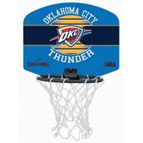 Mini Panou de baschet Spalding Oklahoma City