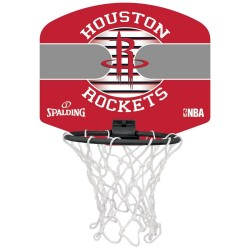 Mini Panou de baschet Spalding Houston Rockets