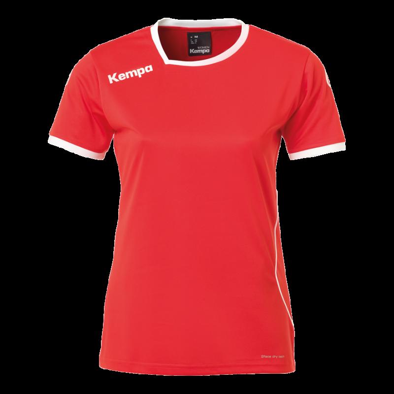 Tricou de joc dama handbal Kempa Curve