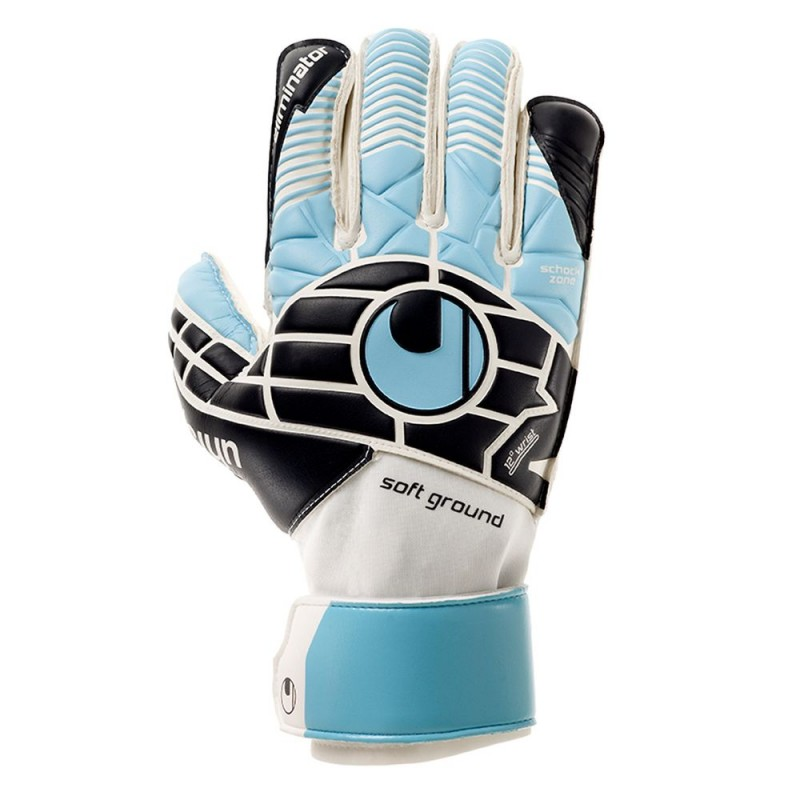 Manusi portar Uhlsport Soft RF Ice Blue