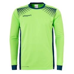 Bluza portar Uhlsport Goal verde flash/petrol