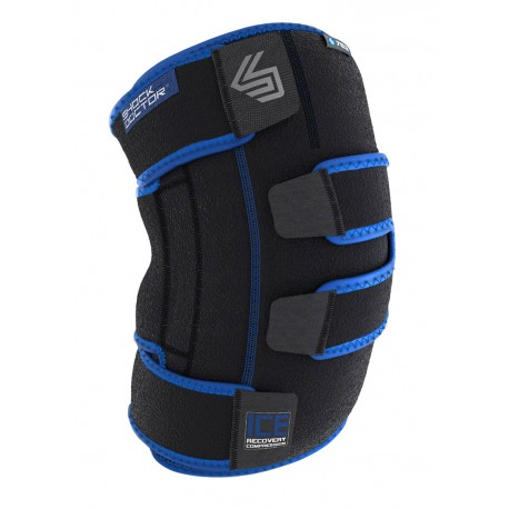 Protectie genunchi pentru recuperare ShockDoctor