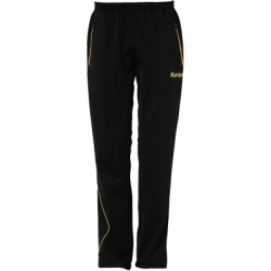 Pantaloni trening Kempa Curve Classic  negru/auriu