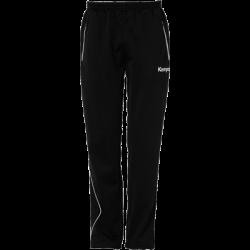 Pantaloni trening Kempa Curve Classic  negru/alb