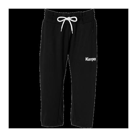 Pantaloni dama 3/4 Kempa Capri negri