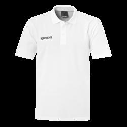 Tricou Kempa Polo Classic alb