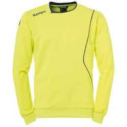 Bluza Kempa Emotion (galben- fluorescent)