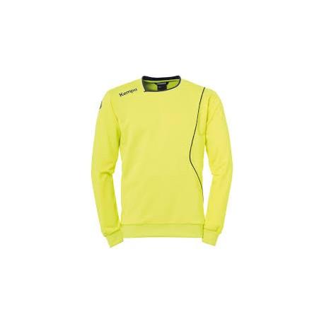 Bluza Kempa Emotion (galben- fluorescent)