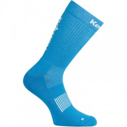 Sosete Kempa Classic Logo albastru/alb