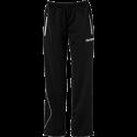 Pantaloni trening dama Kempa Classic Curve (negru/alb)