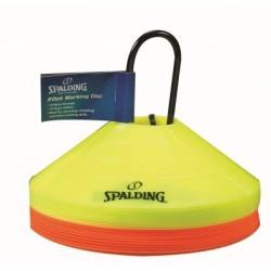 Copete antrenament Spalding(set 20)