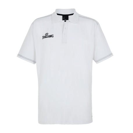 Tricou Polo Spalding Slim Cut