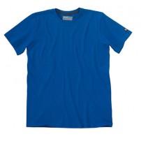 Tricou bumbac Kempa Team albastru