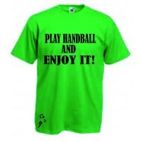 Tricou Chic play handball
