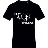 Tricou Chic play handball 2