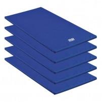 Lot de 5 saltele gimnastica Essential GES