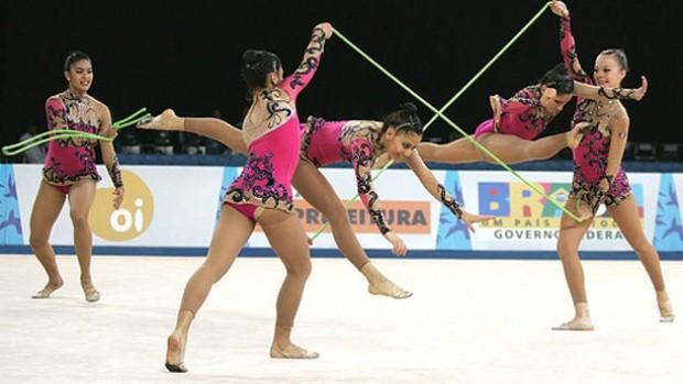 Gimnastica ritmica